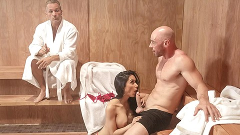 Johnny Sins Tia Cyrus