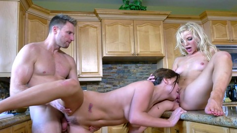 Ashley Fires Jojo Kiss Levi Cash