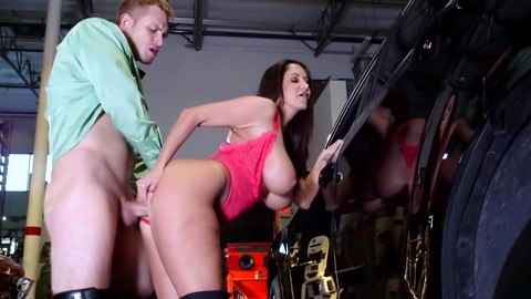 Ava Addams Bill Bailey