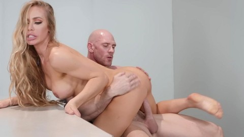 Nicole Aniston Johnny Sins