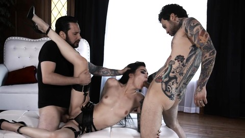Tommy Pistol Small Hands Marley Brinx