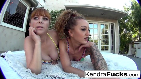 Penny Pax Kendra Cole