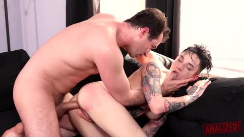 James Deen Nikki Hearts Leigh Raven
