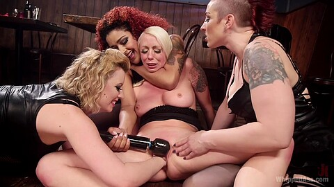 Daisy Ducati Mistress Kara Lorelei Lee Cherry Torn