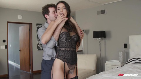 James Deen Eliza Ibarra